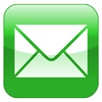 Mailing List Icon green